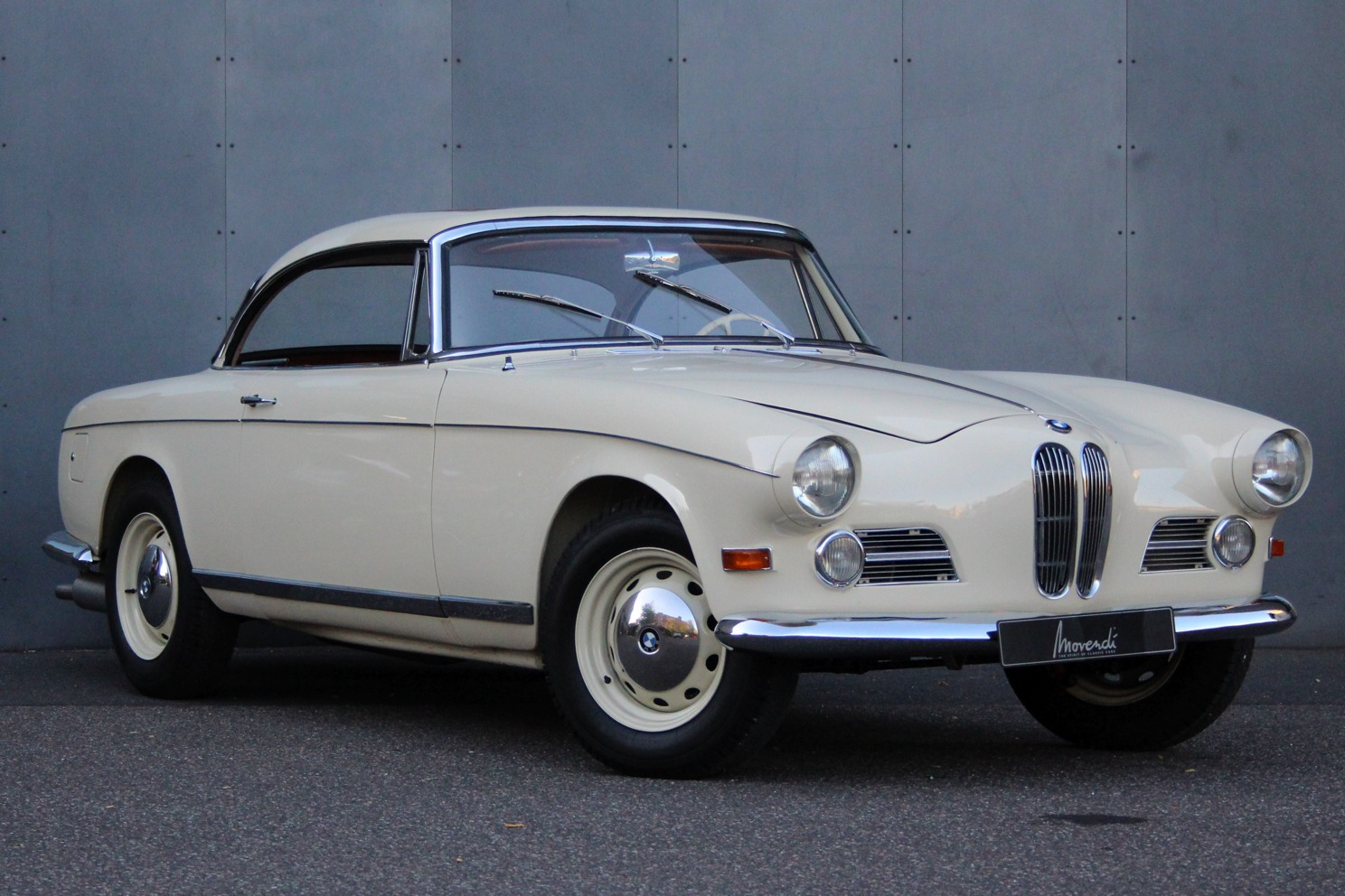 BMW  503 Coupé Serie II SOLD