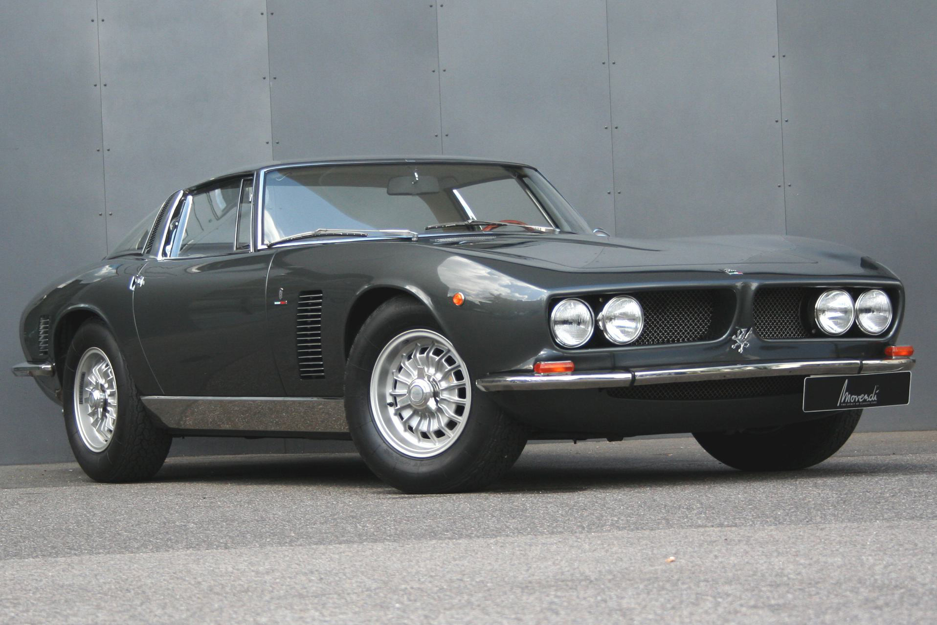 Iso  Grifo GL 365 Lusso Serie 1