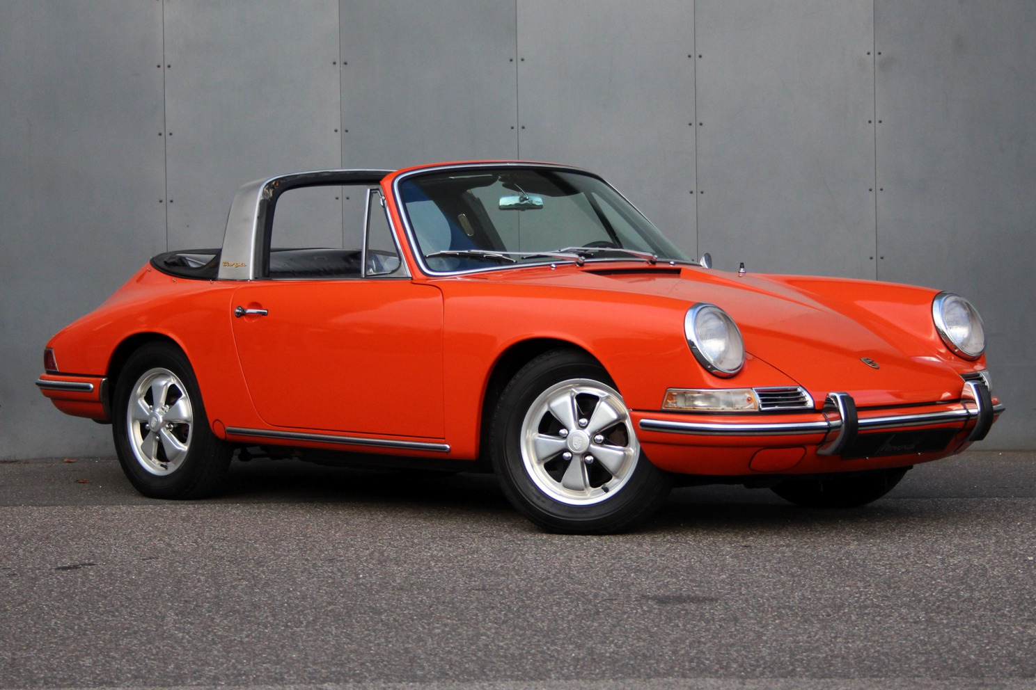 Porsche 911 2.0  Softwindow