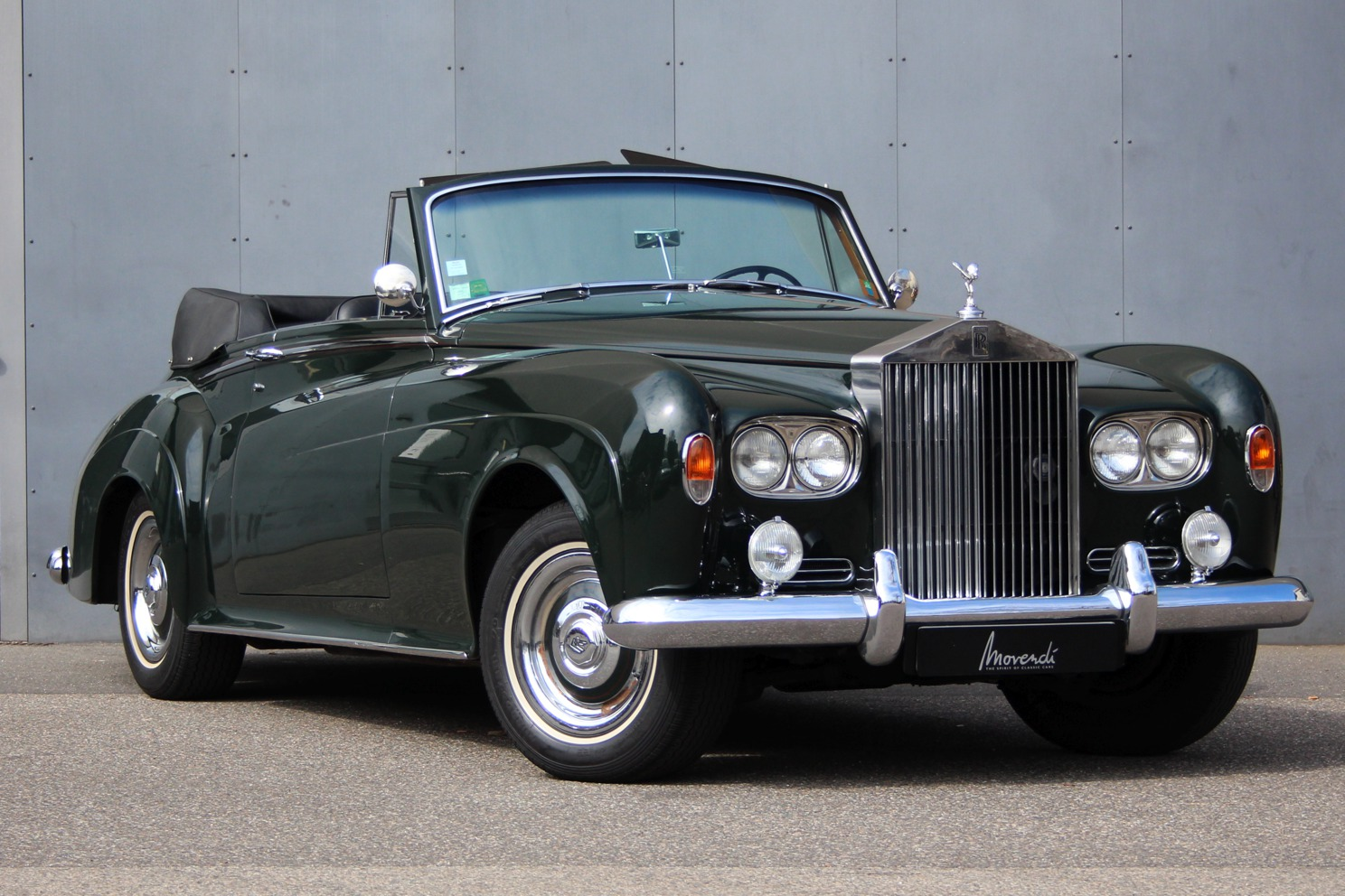 Rolls Royce Silver Cloud III Convertible