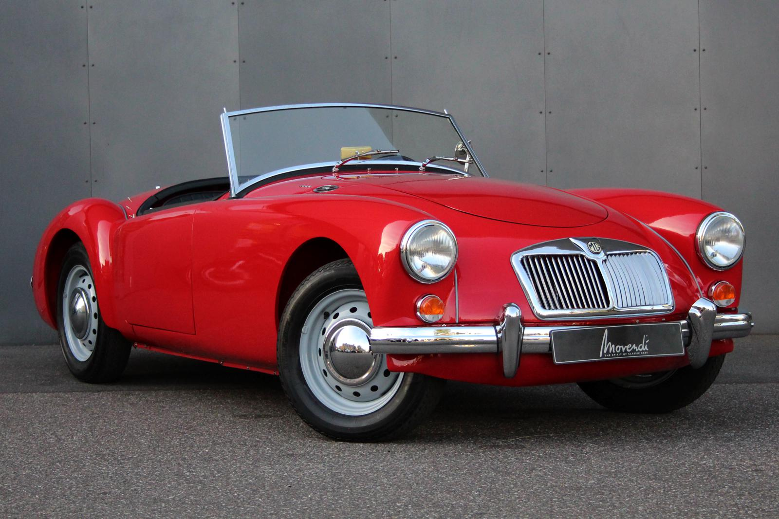 MG  A 1600 Roadster
