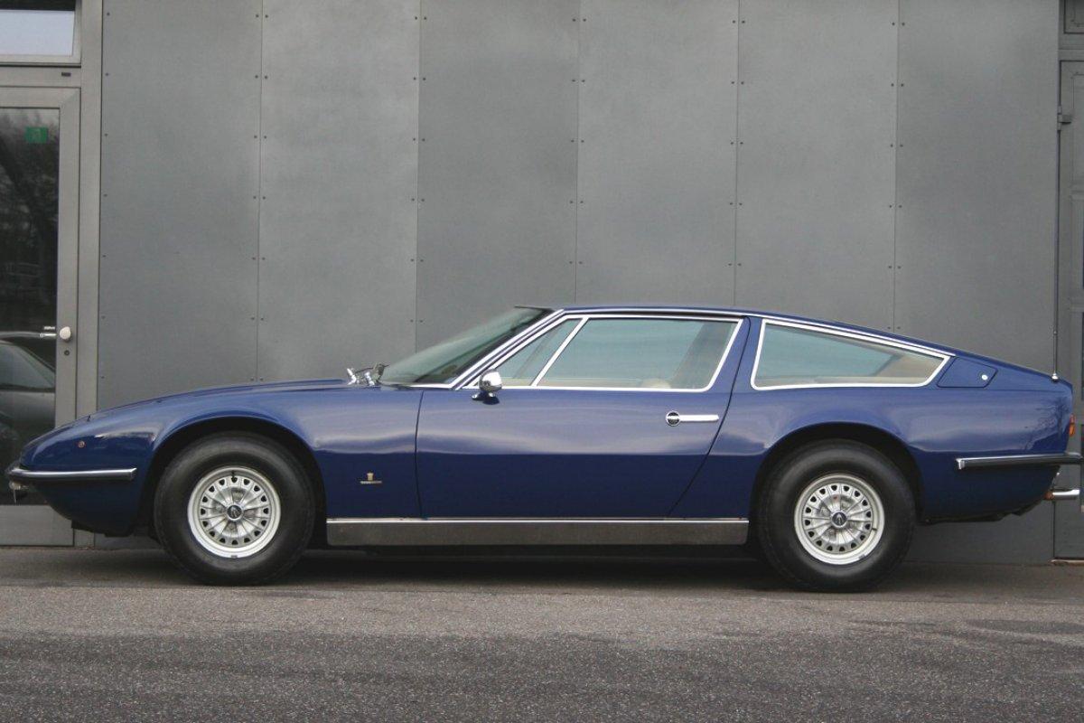 Maserati - Fahrzeuge / Movendi -The spirit of classic cars