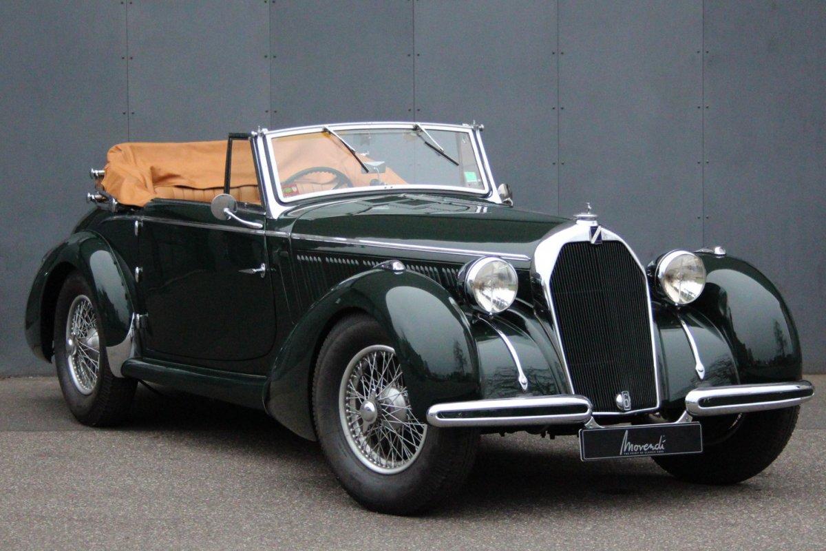 1937 タルボラーゴ  T 150 C